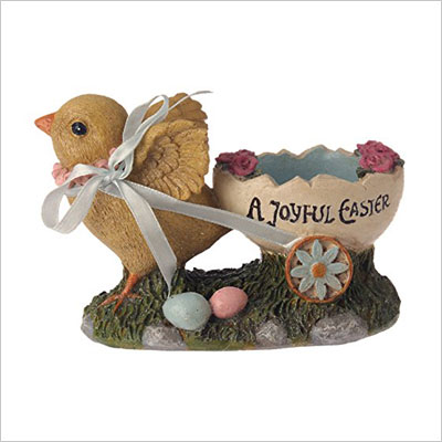 Chick and Egg Basket Cart