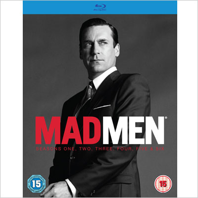 Mad Men: Seasons 1-6