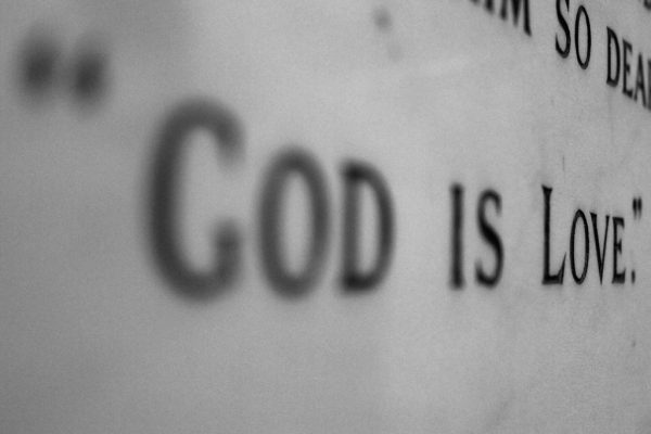 Contradictions in the Bible, God is love