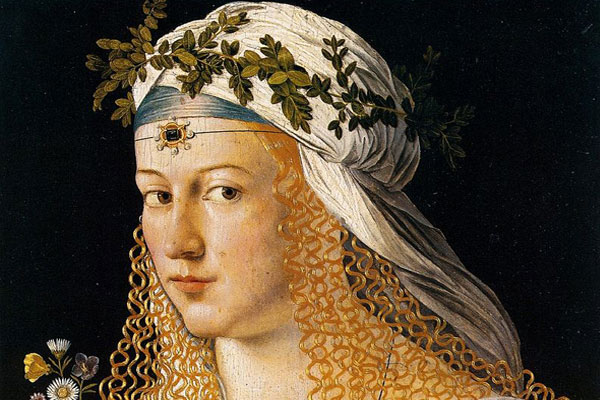 Lucrezia Borgia Portrait
