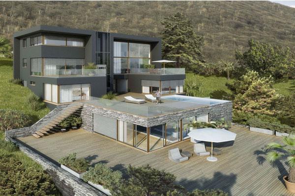 Stuart Hughes luxury home