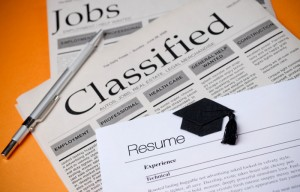 research for jobs, application form, successful interview