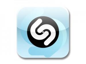 The Shazam app