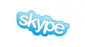 The Skype app