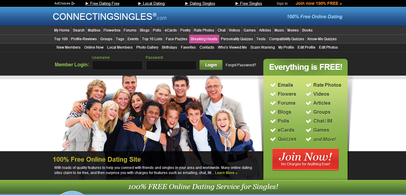 top 10 100 gratis online dating sites