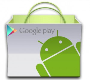 Google Play Store, the place to find thousands of apps