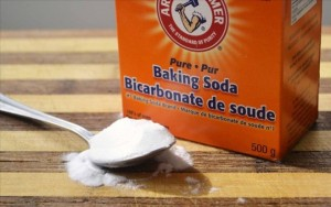baking soda natural home product