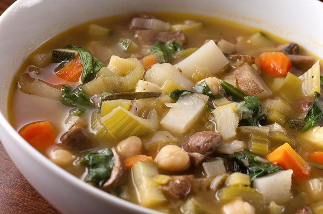 kid friendly recipes vegetables soup