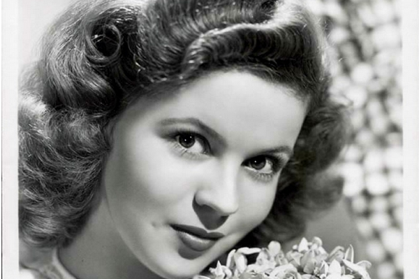 Shirley Temple grow-nup