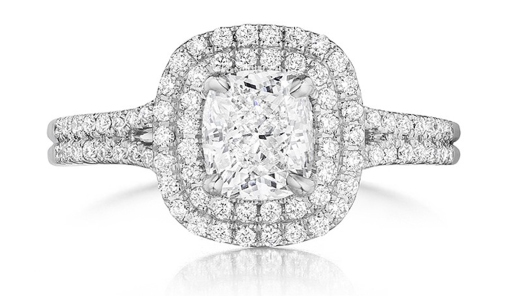 """10 Style Engagement Rings That Will Make Any Woman Say """"Yes"""" (3)"""