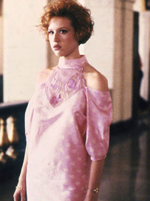 Molly Ringwald Pretty in Pink dress