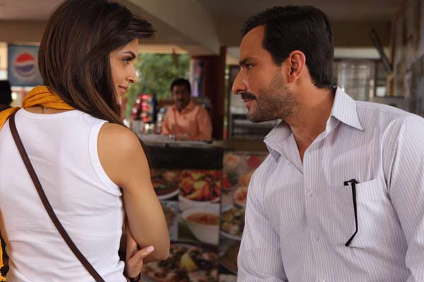 deepika padukone with saif ali khan