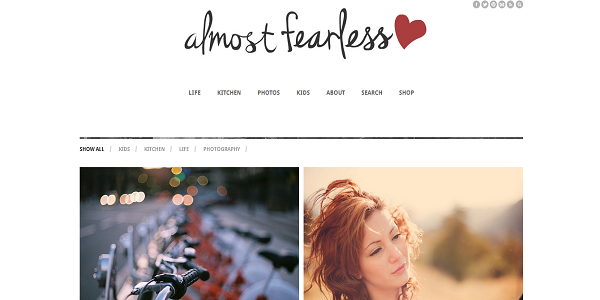 almost fearless