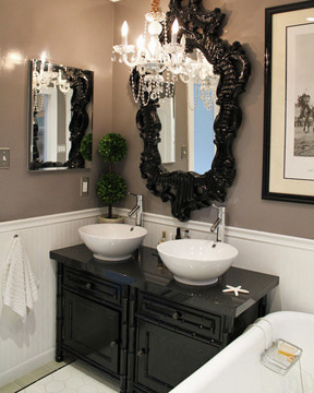 bathroom decorating ideas royal palace