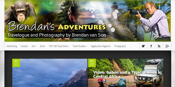 brendans adventures