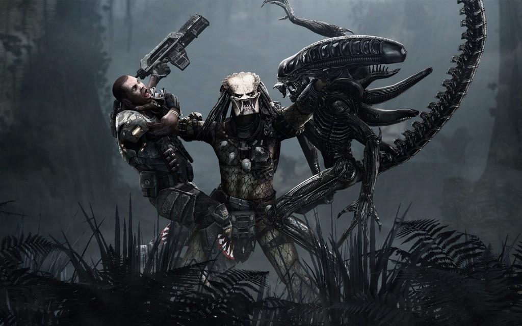 chuck norris alien