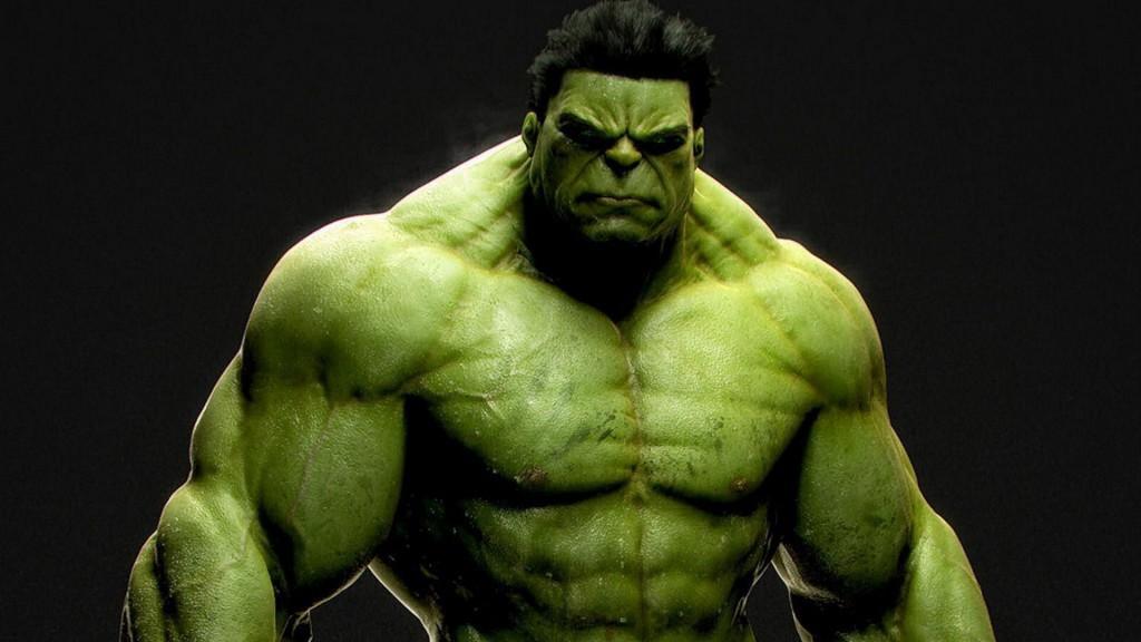 chuck norris hulk