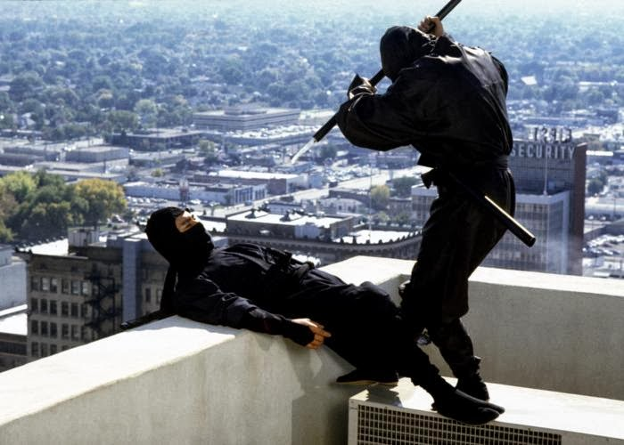 chuck norris ninjas