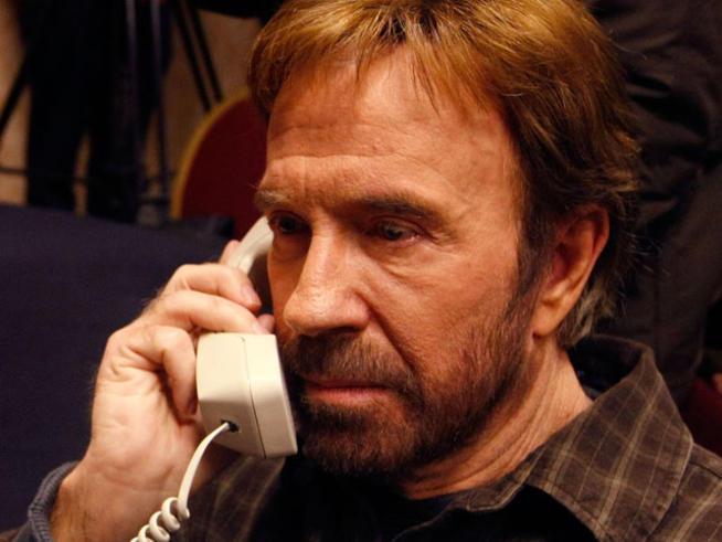 chuck norris phone