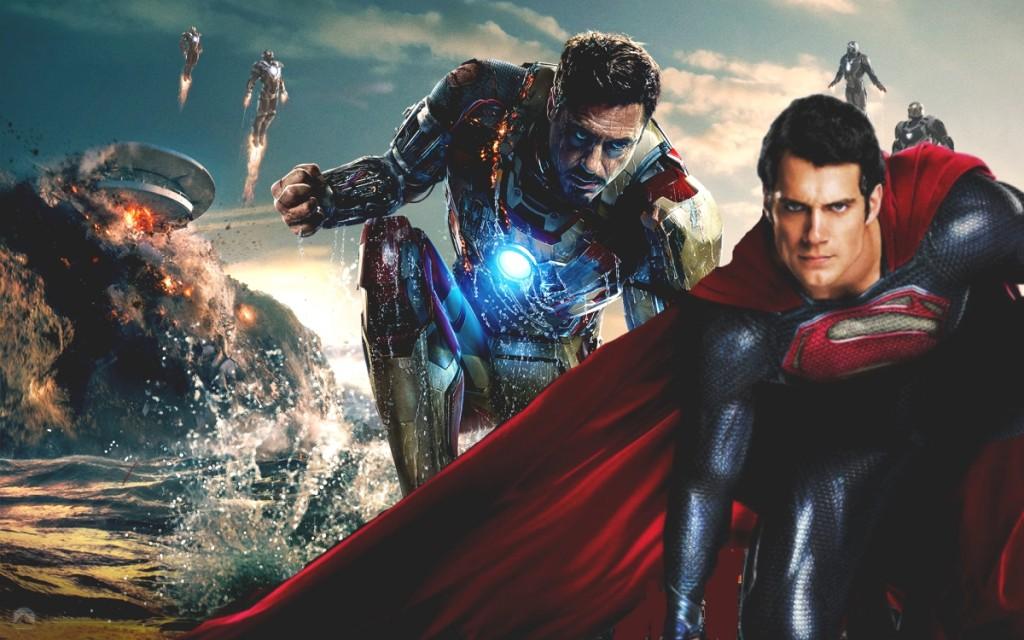chuck norris superheroes