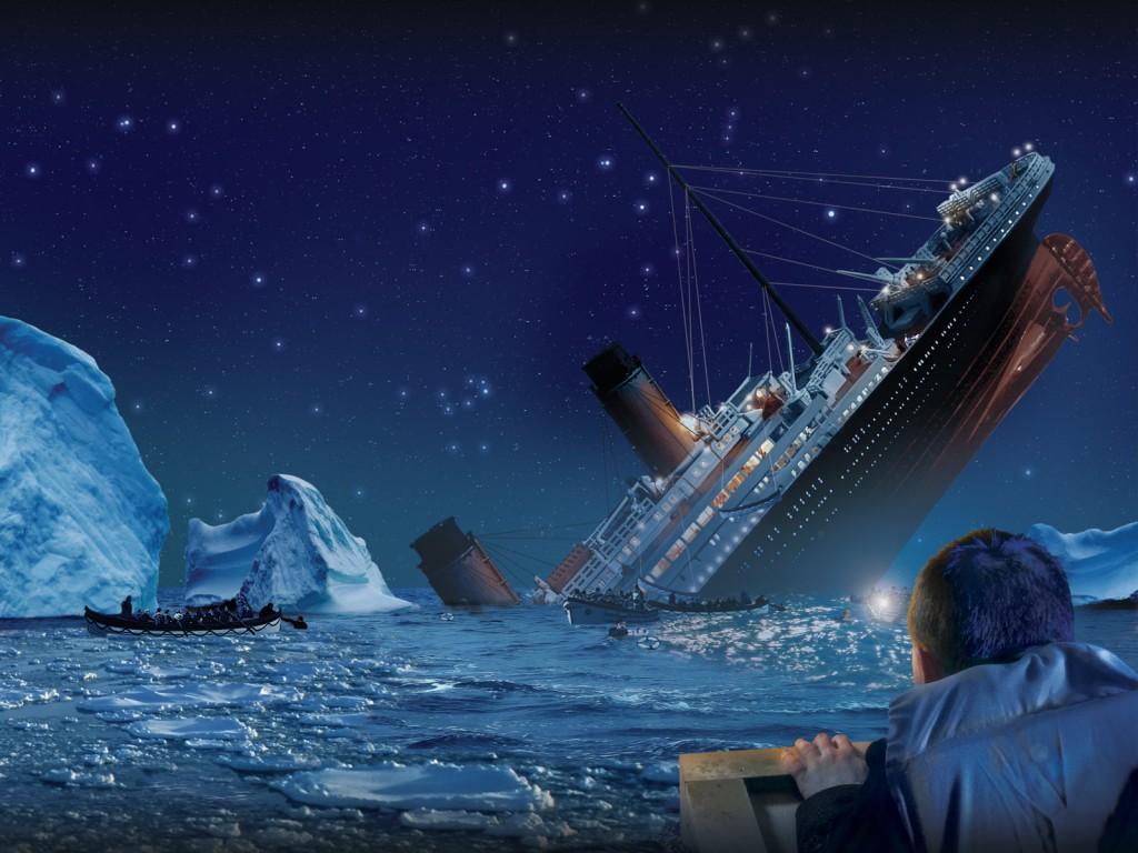 chuck norris titanic