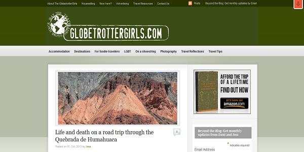 globetrotting girls