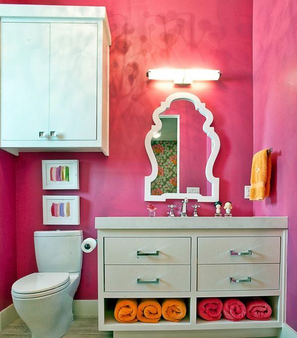 interior design ideas towels