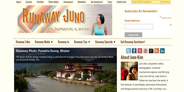 runaway juno
