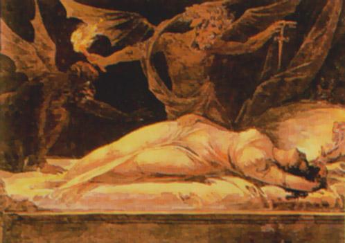 supernatural legend succubus incubus