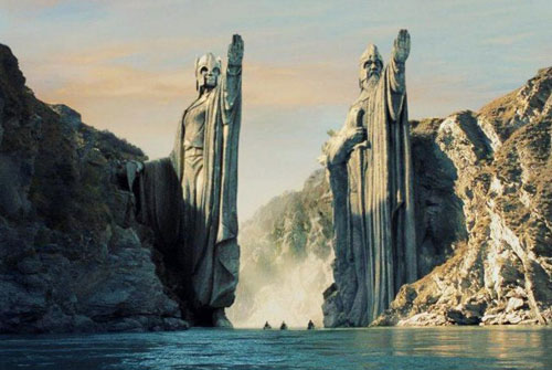 Middle Earth Lord of the Ring