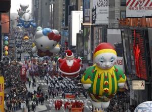 Thanksgiving new york