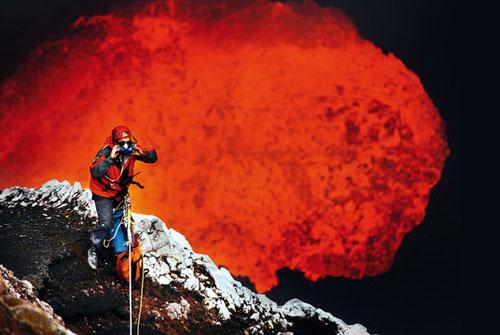 bungee jump volcano