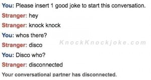 knock knock Disco