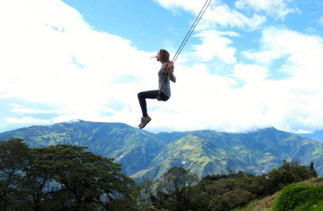 swing end of the world