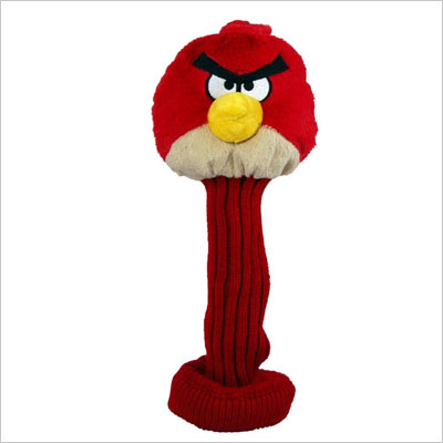 Angry Birds Plush Golf Club Cover