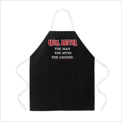 Attitude Apron Grill Master