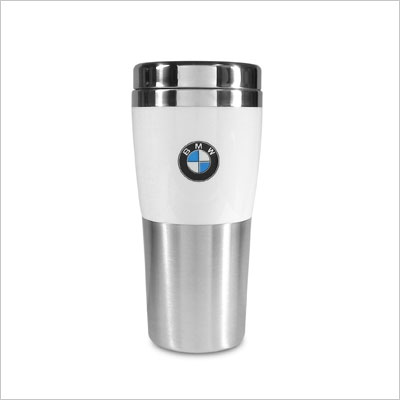 BMW Genuine Insulated Travel Mug