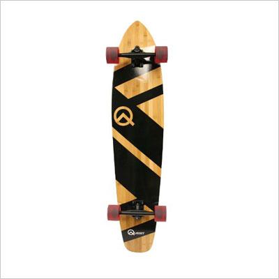 Bamboo Longboard Skateboard
