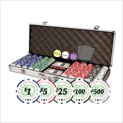 Da Vinci Professional Casino Del Sol Poker Chips Set