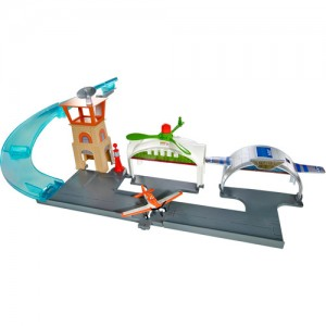 Disney Planes Propwash Junction Airport Playset