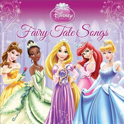 Disney Princess Fairy Tale Songs