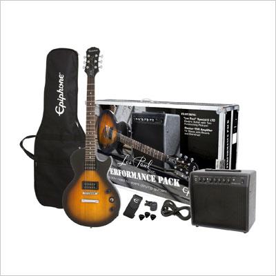Epiphone Guitar Player Pack Series 15 Watt Electric Guitar Pack