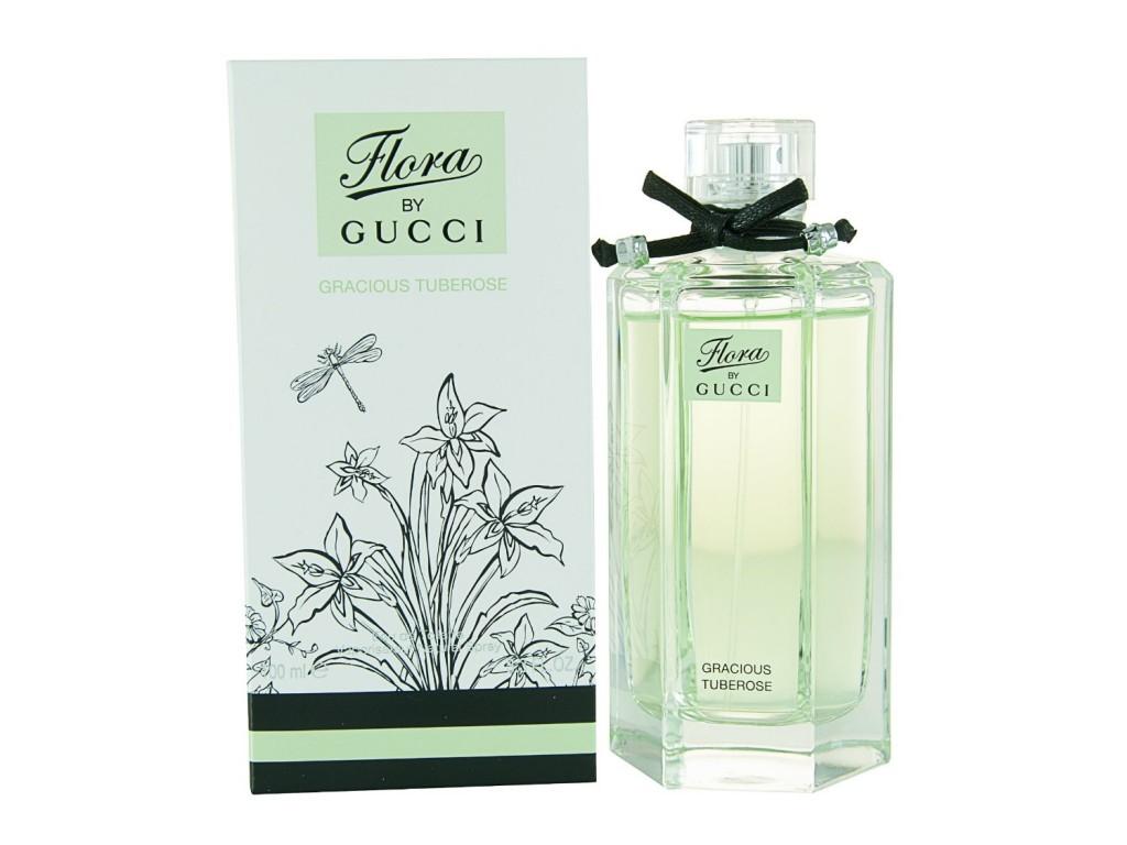 Gucci Gucci Flora Gracious Tuberose Eau De Toilette Spray