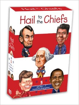 Hail to the Chiefs (Who Was...)