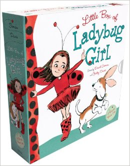Little Box of Ladybug Girl Board Book