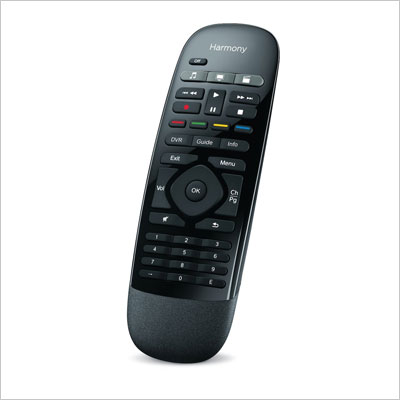 Logitech Harmony Smart Control Smartphone App Simple Remote