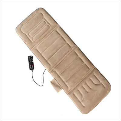 Massage Plush Mat with Heat