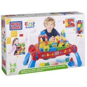 Mega Bloks Play n Go Table