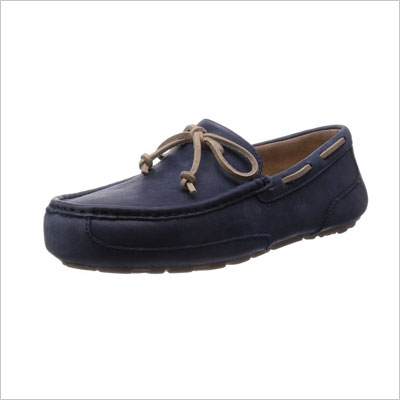 Men's Chester Suede Slipper