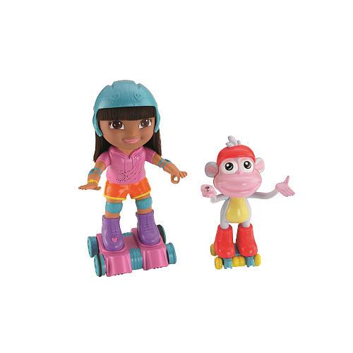 Skate Spin Dora Boots